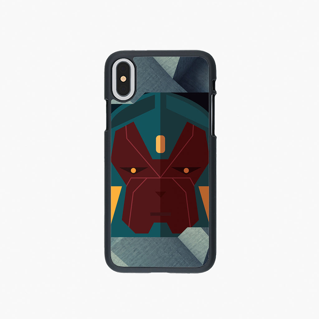 Superhero Vision iPhone case