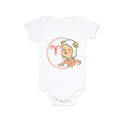 Tee-Saurus Horoscope Aries Family Tee