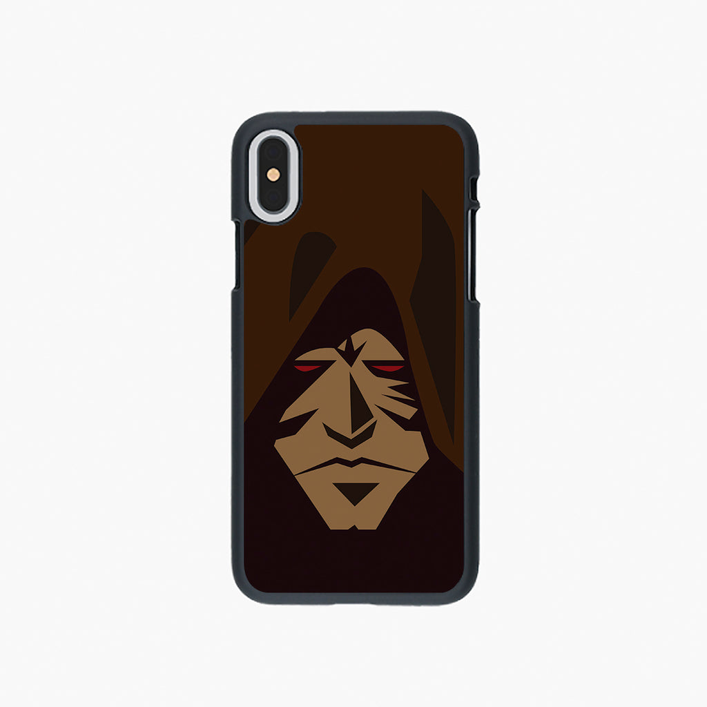 The Force-Emperor-iPhone Cover