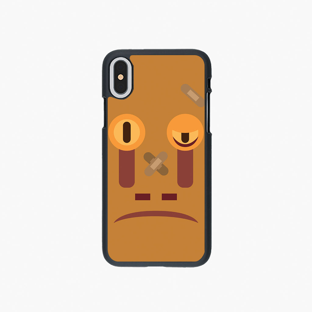 The Force-JJBinks-iPhone Cover