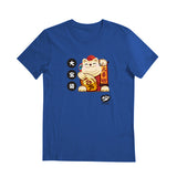 CNY Tees- Fortune Cat T-shirt - Tee-Saurus - 2