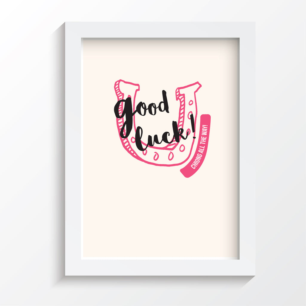 Tee-Saurus Farewell Poster - Good Luck