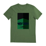 Cool Tees-Movie Tshirts - THUG HULK-Military Green tee