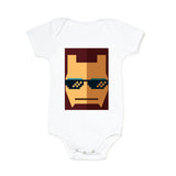 Cool Tees-Movie Tshirts - THUG Iron Man-Rompers