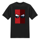 Cool Tees-Movie Tshirts - THUG Spiderman-Black tee
