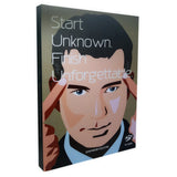 JT Foxx Customised Portrait Journals