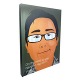 William Koh Customised Portrait Journals