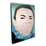 Jason Evers Customised Portrait Journals