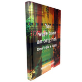 Mindset Holographic Sketchbooks-You were born an original