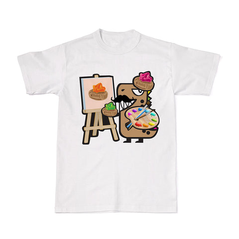 Adventure Tees - Rawr & the Biscuit Gem T-shirt