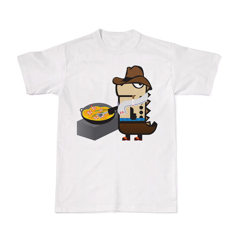 Adventure Tees - Rawr & the Hokkien Mee T-shirt