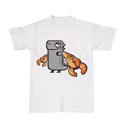 Adventure Tees - Rawr & The Iron Will T-shirt