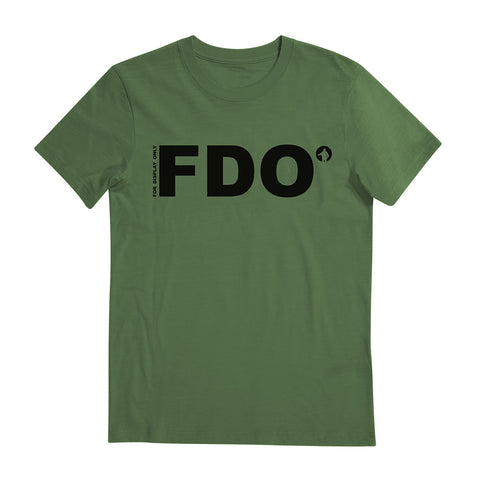 Attitude Tees - Reservist Tshirts - FDO - For Display Only T-shirt