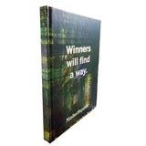 Mindset Republic Holographic Sketchbooks - Winners will find a way