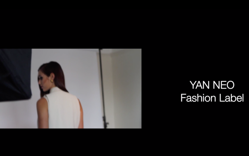 Yan Neo Fashion Label Shoot Video