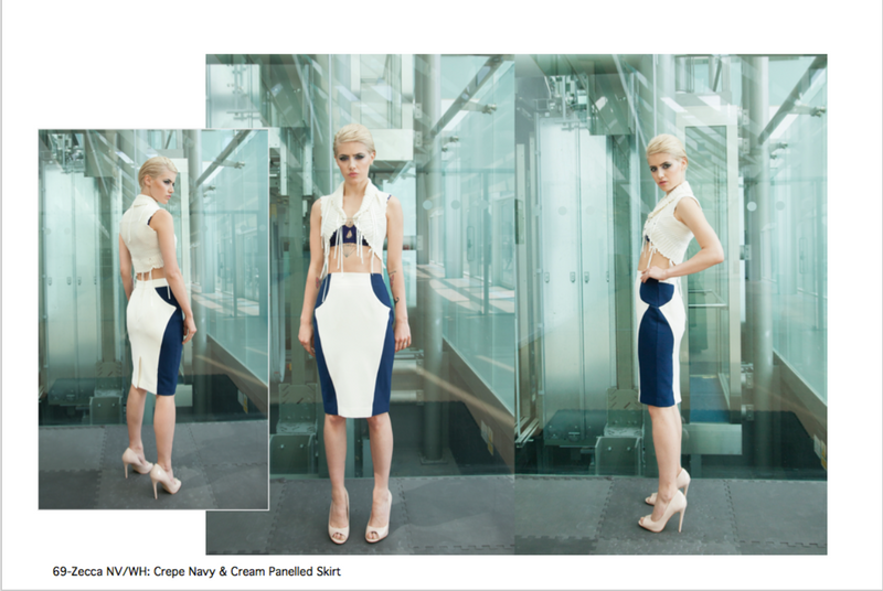 Press: Fifth Floor Fashion Interviews Yan Neo!