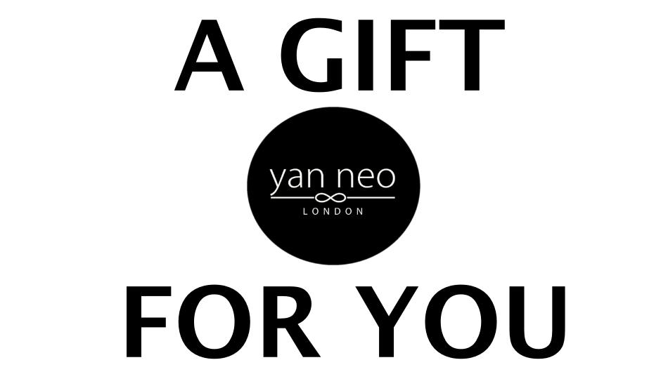 Yan Neo London Gift Card Voucher