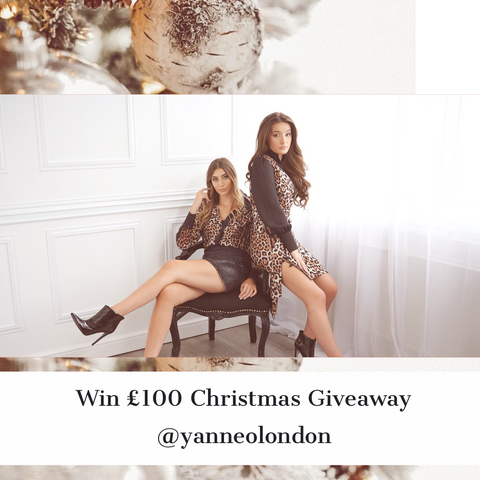 Christmas Giveaway Alert At Yan Neo London