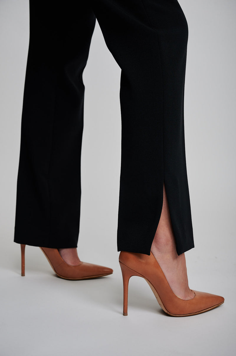 The DESMA Classic Waisted Trousers Close Up