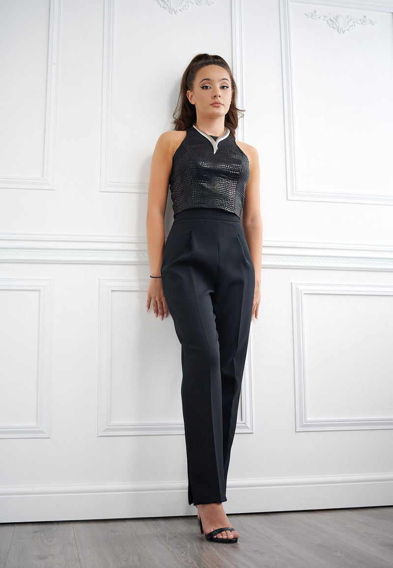 The DESMA Classic Waisted Trousers Styling