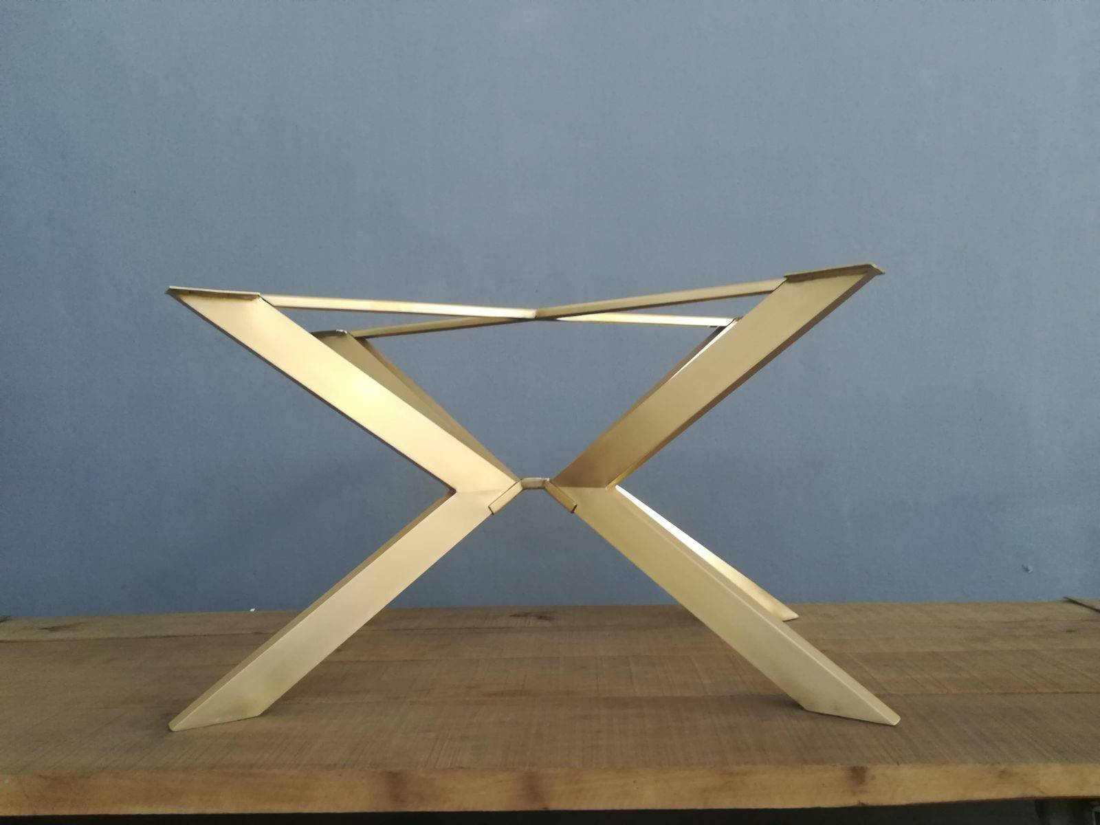 Outstanding Modern Table Base Made Of Solid Brass Balasagun