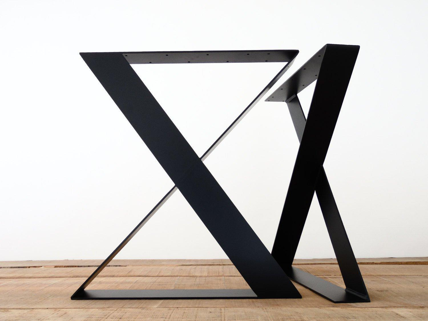 Custom Stainless Steel Coffee Table Legs Made To Order