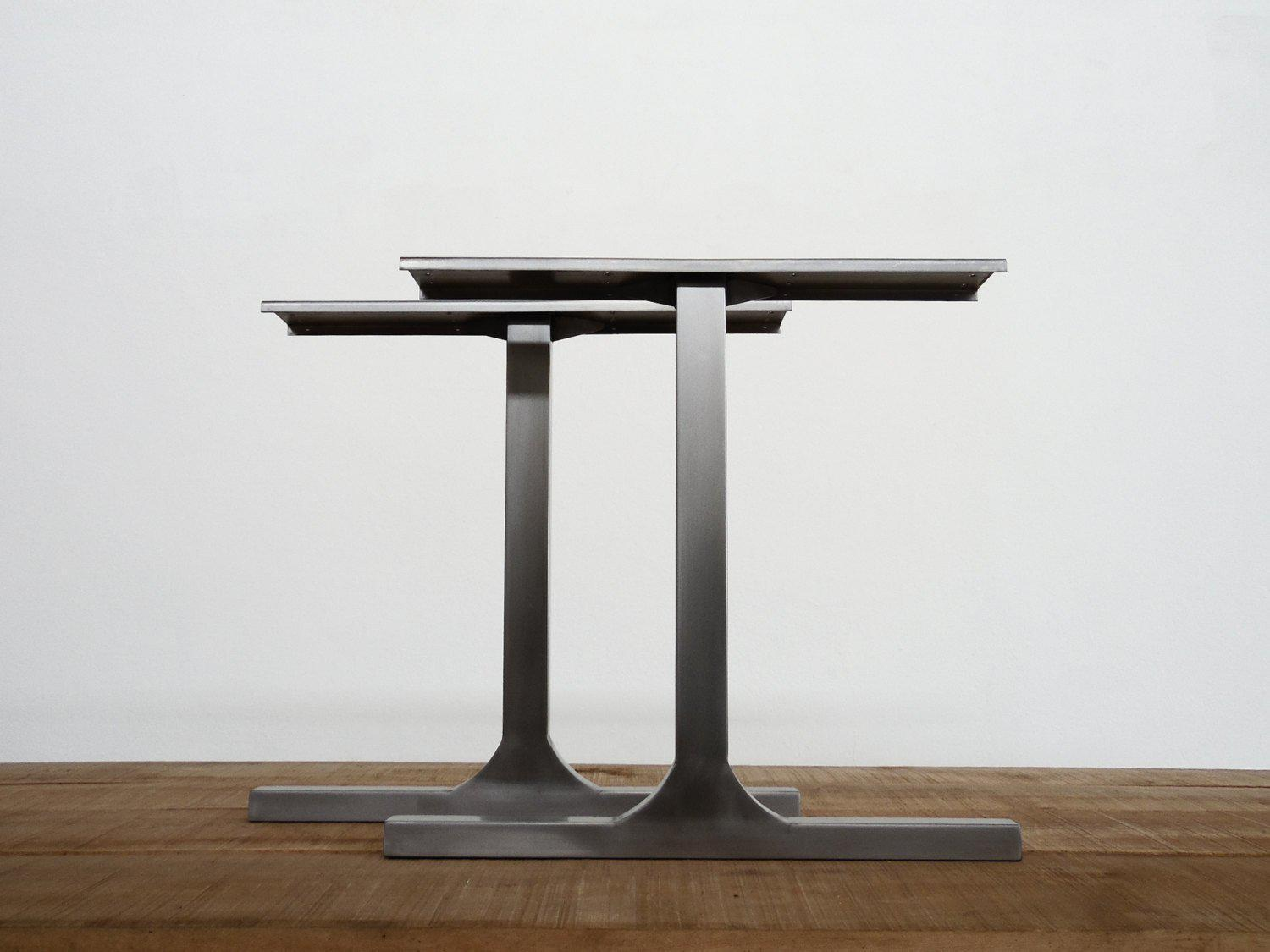 28 Single Bar Table Legs Stainless Steel Legs Collection