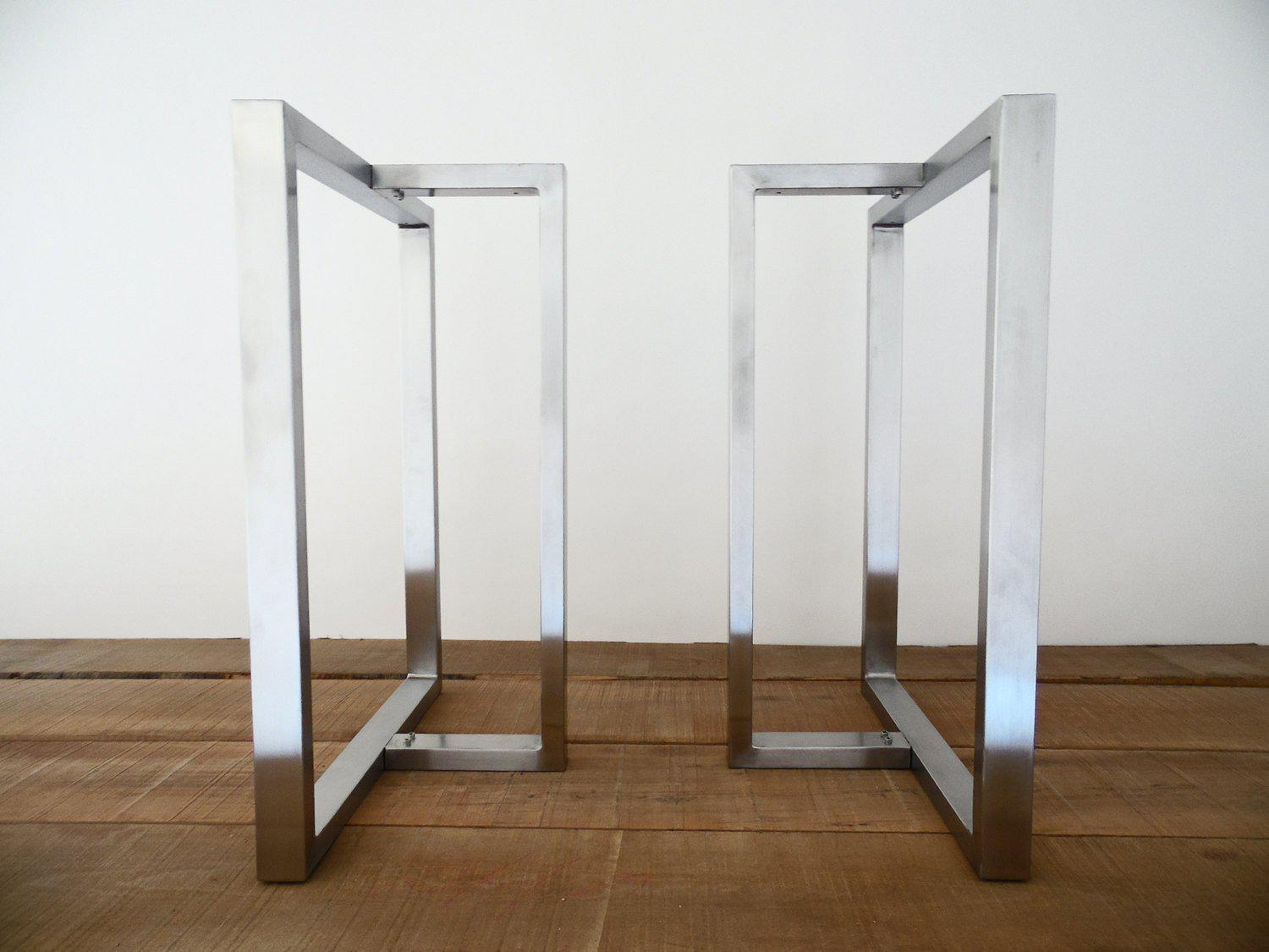 Where To Buy Table Legs Stainless Steel