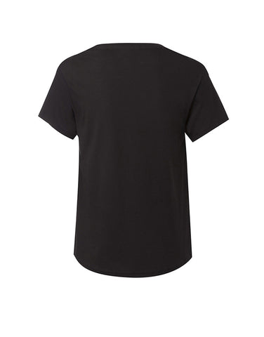 Window Tee - Black