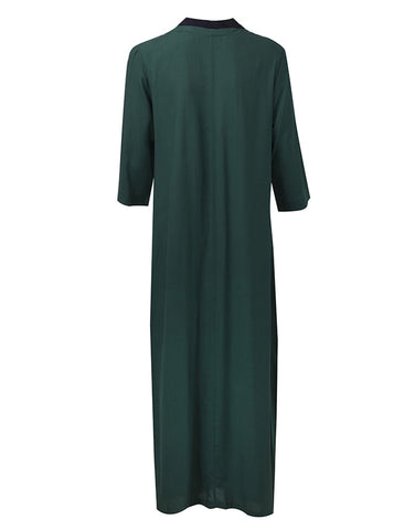 Safari Dress - Green