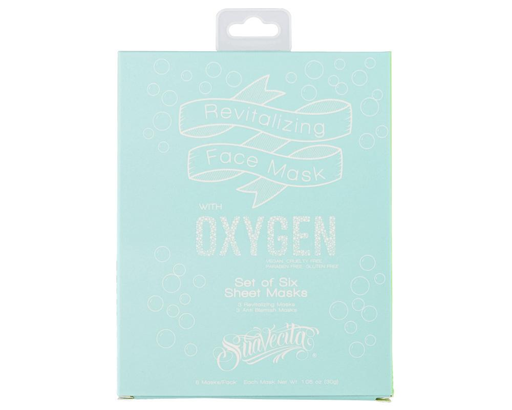 Suavecita Revitalizing Face Mask Oxygen