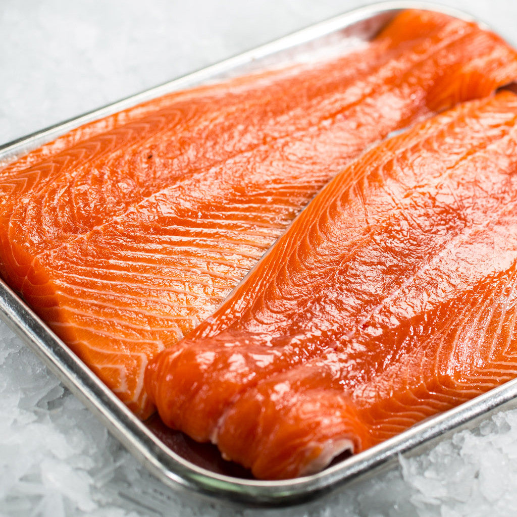 Salmon Fillet (4 portions per 500g pack)