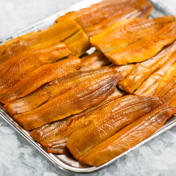 Boneless Kippers (price per 600g - approx. 6 portions per 600g)