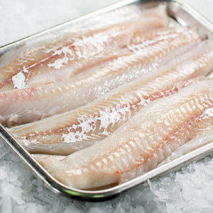 Haddock Single (2-4 fillets per 500g pack)