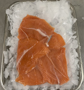 Frozen High Quality Salmon Offcuts (500g pack)