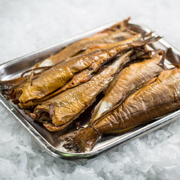 Arbroath Smokies (price per 500g - approx. 3 portions per 500g)