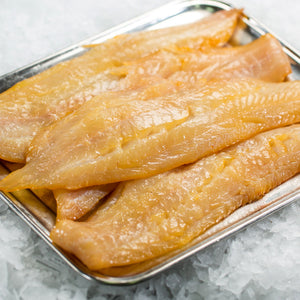 Natural Smoked Haddock (2-4 fillets per 500g pack)