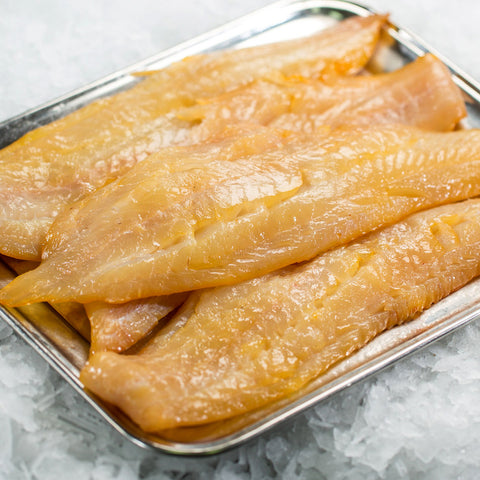 Smoked Haddock (pack size - 3 portions - 500g)