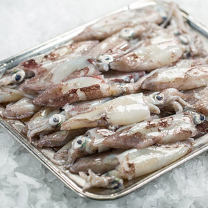 Squid (4 portions per 500g pack)