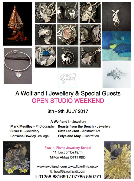 Summer Open Day @ FluxnFlame Jewellery School