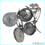 Alice in Wonderland Locket Bracelet