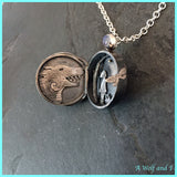 Little Red Riding Hood Locket