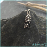 Sterling Silver 'Louis' Fruit Bat Charm