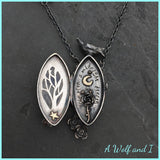 Nevermore Locket