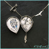 Red Kite Locket
