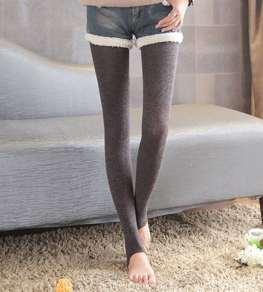 8a0fd455668 Coffee Colored Tights for Cool Weather