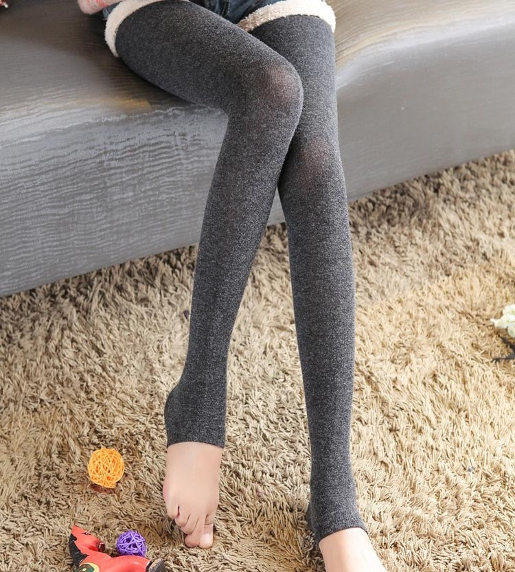 515127b9592 Wine Colored Tights for Cool Weather