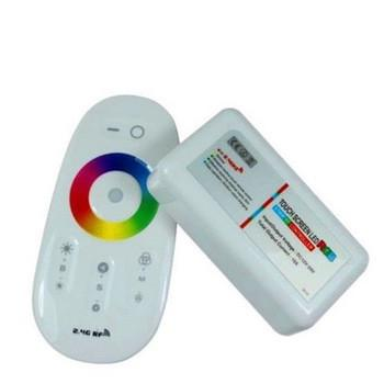 island (SC-1) 2.4GHz Touch Sense RGB LED Controller for strip lights like the RGB 5050 (DC12-24V) - expert island