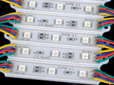 Sign Letters - Ce Rohs 3Led 5050 Led Module Shenzhen Dc12V Sold In Packs Of 20 Rgb Tri-Colour Led