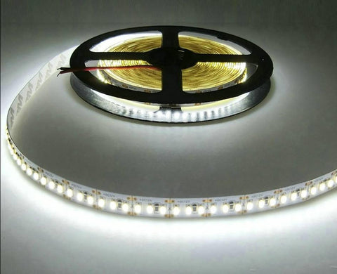 LED Strip/Tape Light 3014 SMD IP33 Rated, 600 LED, 5 Meters - White - expert island